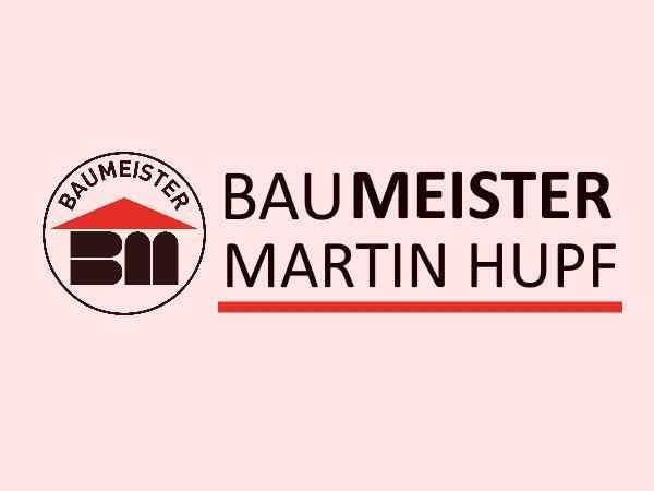 Baumeister Martin Hupf