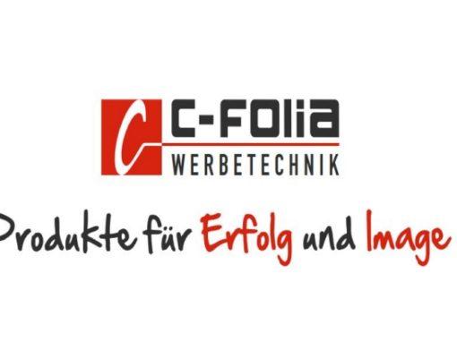 C-Folia Werbetechnik KG