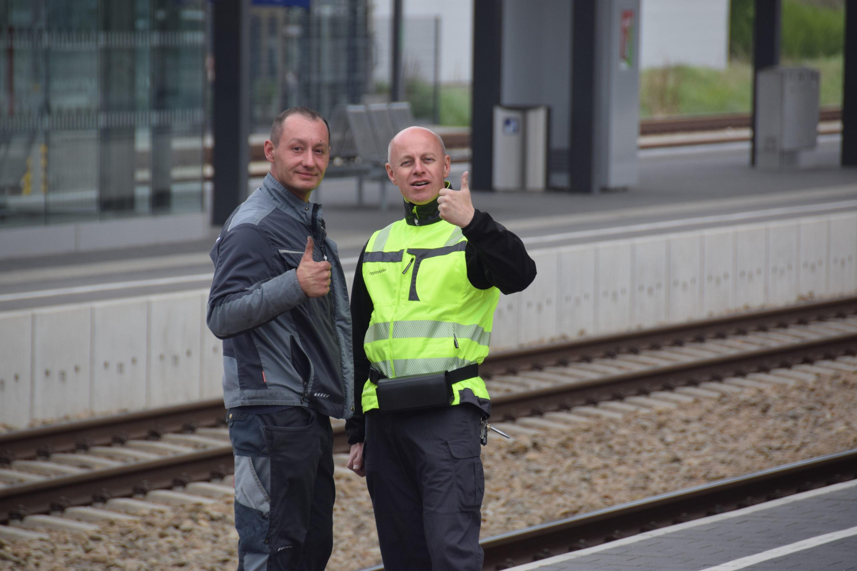 regiobahn Lokführer + Schaffner