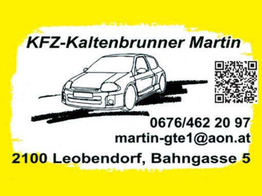 KFZ-Kaltenbrunner Martin