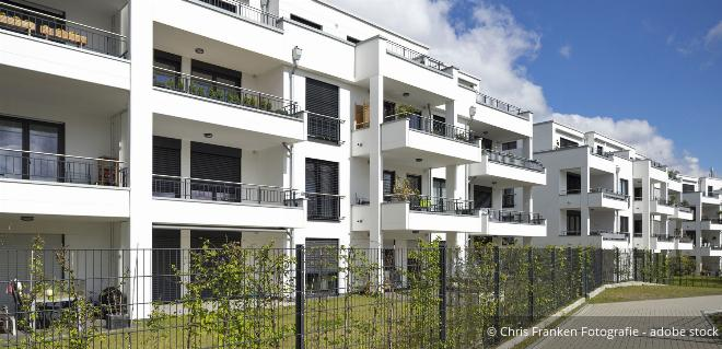 Verkauf von privaten und betrieblich genutzten Gebäuden